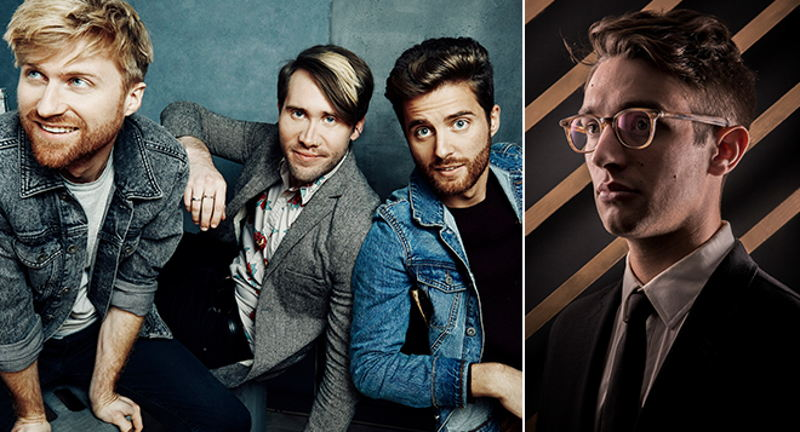 Jukebox The Ghost / San Fermin with Secret Weapons
