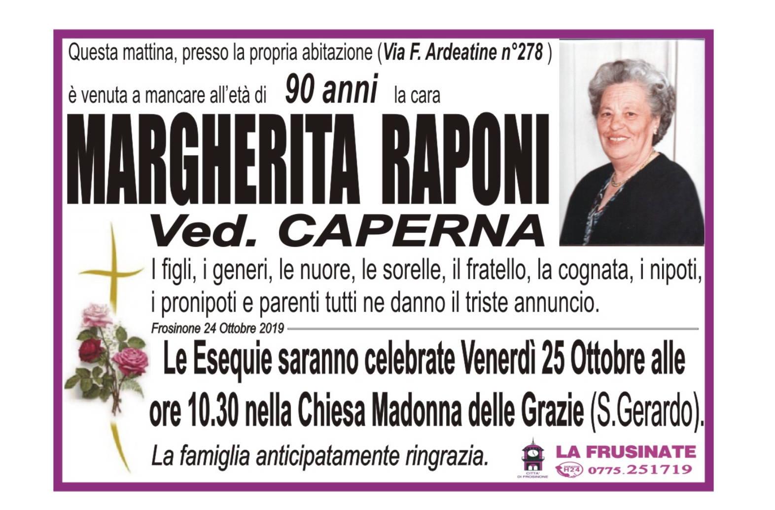 Maria Raponi