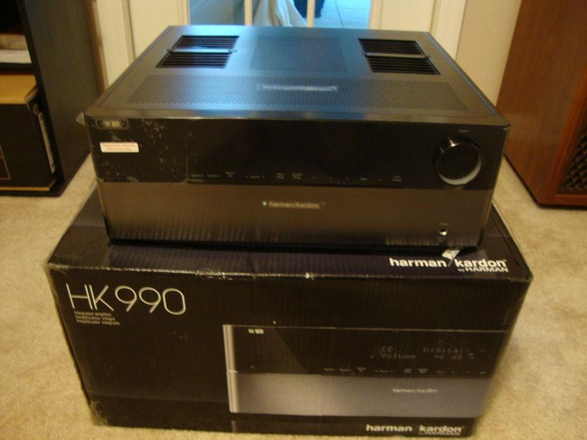 Harman Kardon HK990 Integrated Amplifier