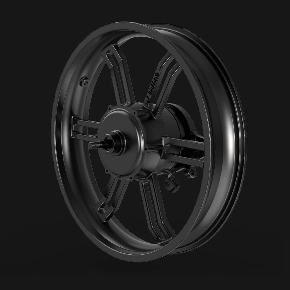 Okai Electric Scooter & Electric Bike Manufacturer-EB200 Electric Motor Wheel