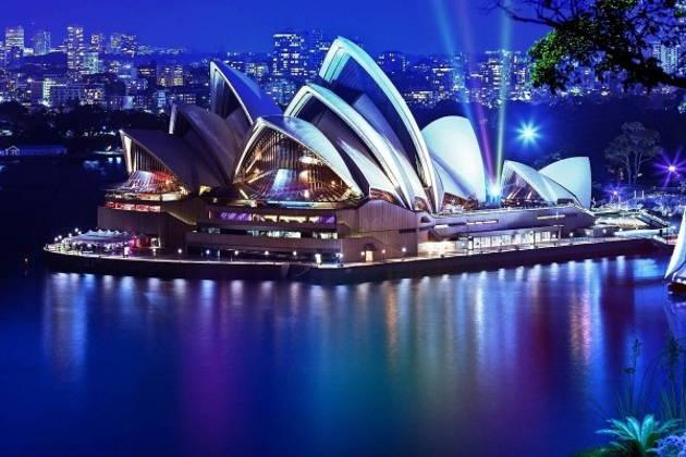 Сидней — пешеходная экскурсия по центру Сиднея