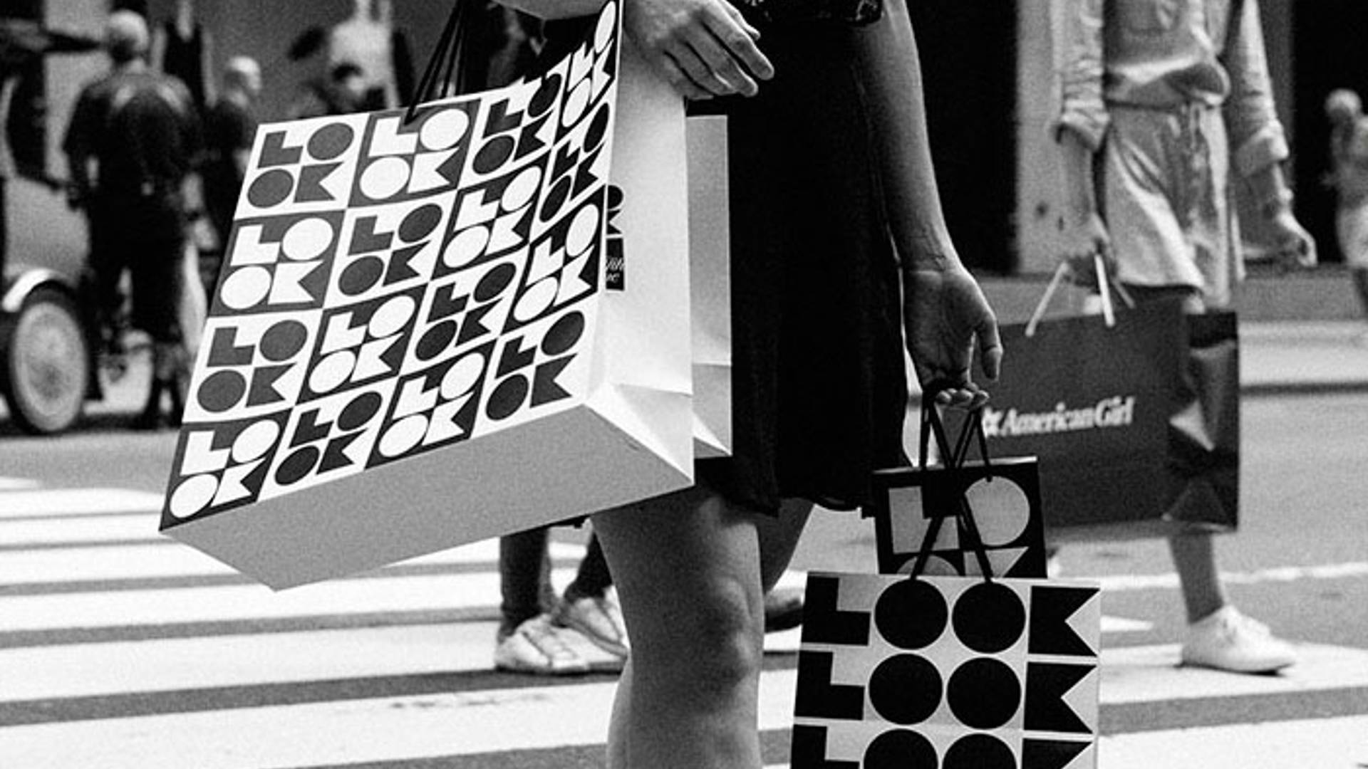a50a45ced4b4 Saks 5th Ave's LOOK Campaign by Pentagram | Dieline