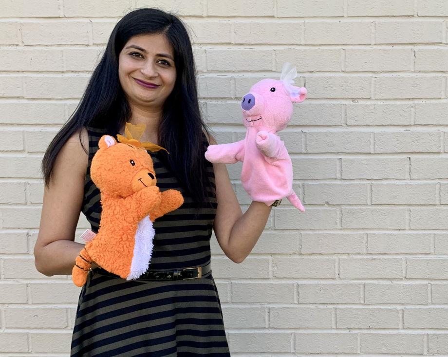 Mrs. Vidisha Kotadiya , Director of Admissions and Enrollment