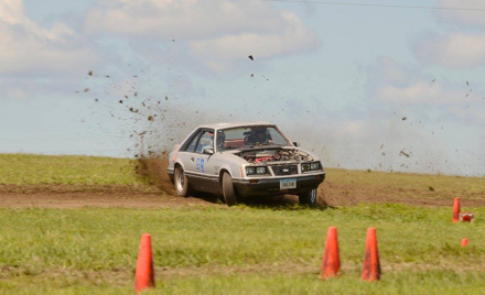 IA Region September 2018 Rallycross at CFMP