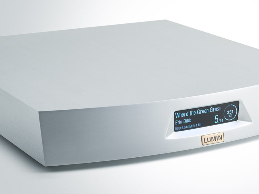 LUMIN S1 Top Of The Line Network Music Player