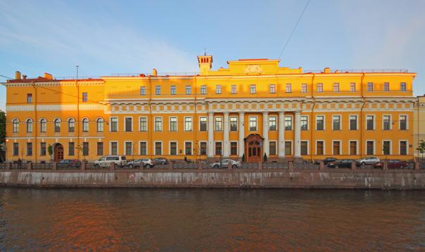 Парадные залы дворца Юсуповых и жилые покои князя (с аудиогидом)