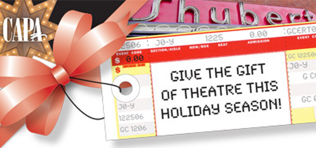 Shubert Gift Certificates