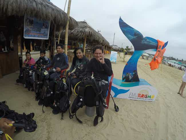 Discovery Buceo (sin licencia)-