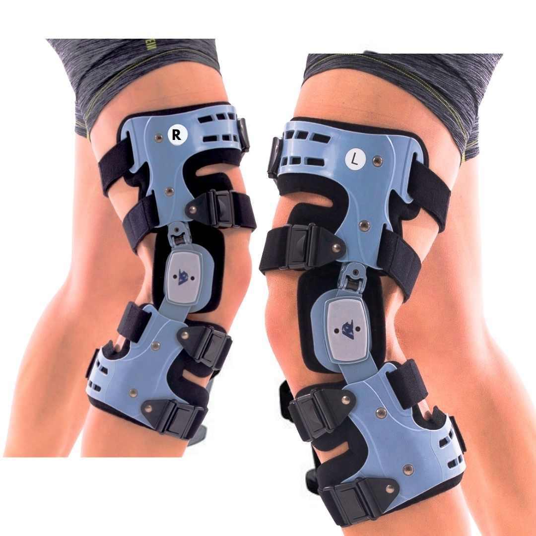 OA Medial OR Lateral Unloader Knee Brace Support. L1851/L1843