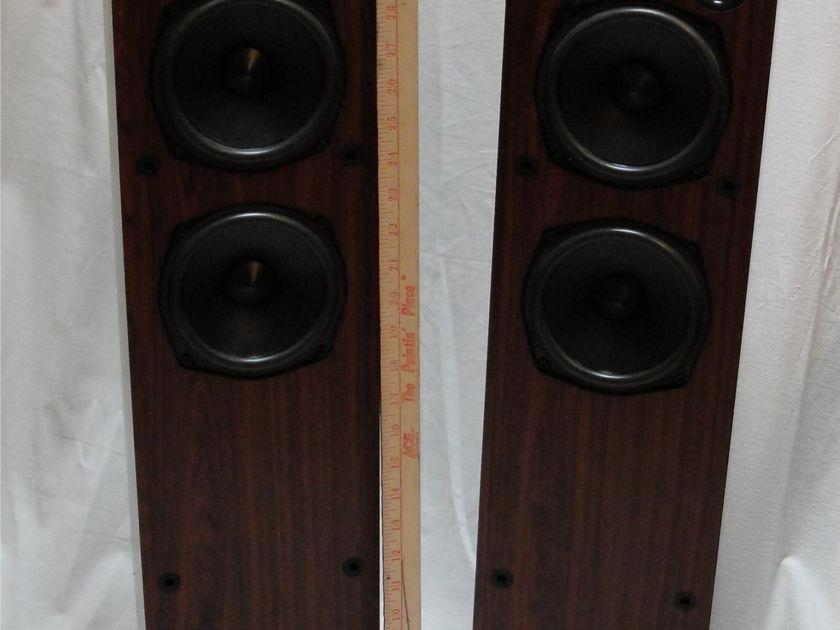 Acoustic Energy AE109 Excellent British Floorstanding Speakers