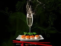 SUSHI AND BUBBLY TUESDAYS image