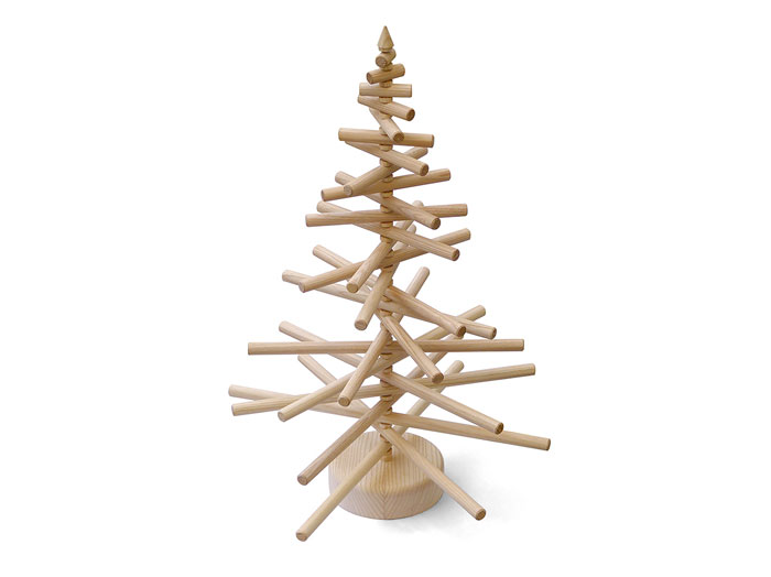 Tidda Wooden Christmas Tree