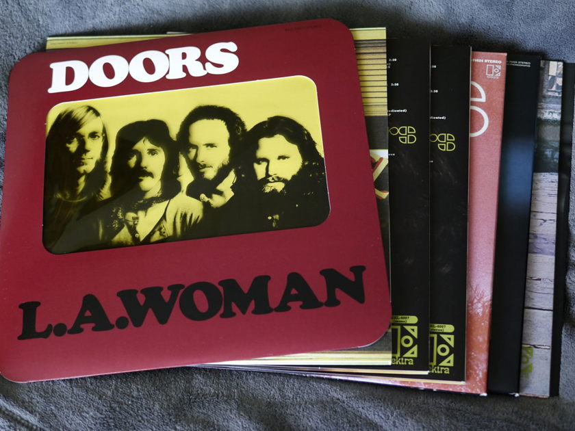 The Doors - Box Set 7 LPs