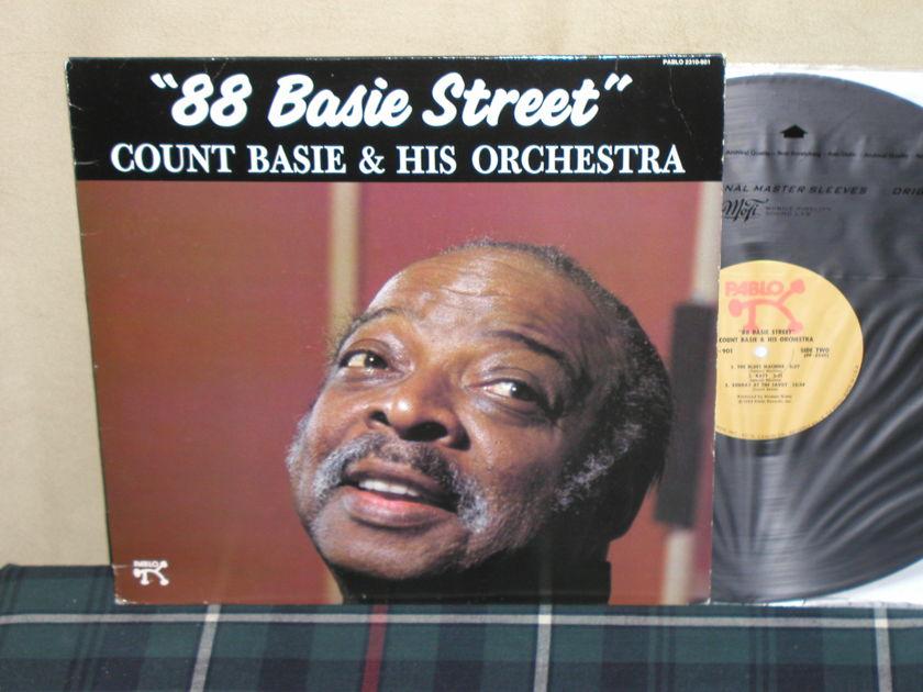 Count Basie & Orchestra - 88 Basie Street Pablo 2310 901