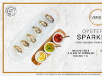 OYSTERS & SPARKLING image