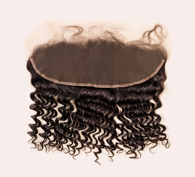 Deep Wave Natural Black Frontals Mayvenn