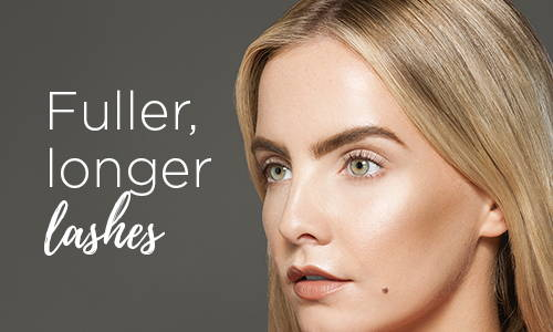 Fuller, longer lashes