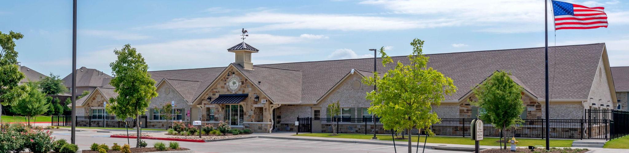 exterior of primrose school of windsong ranch