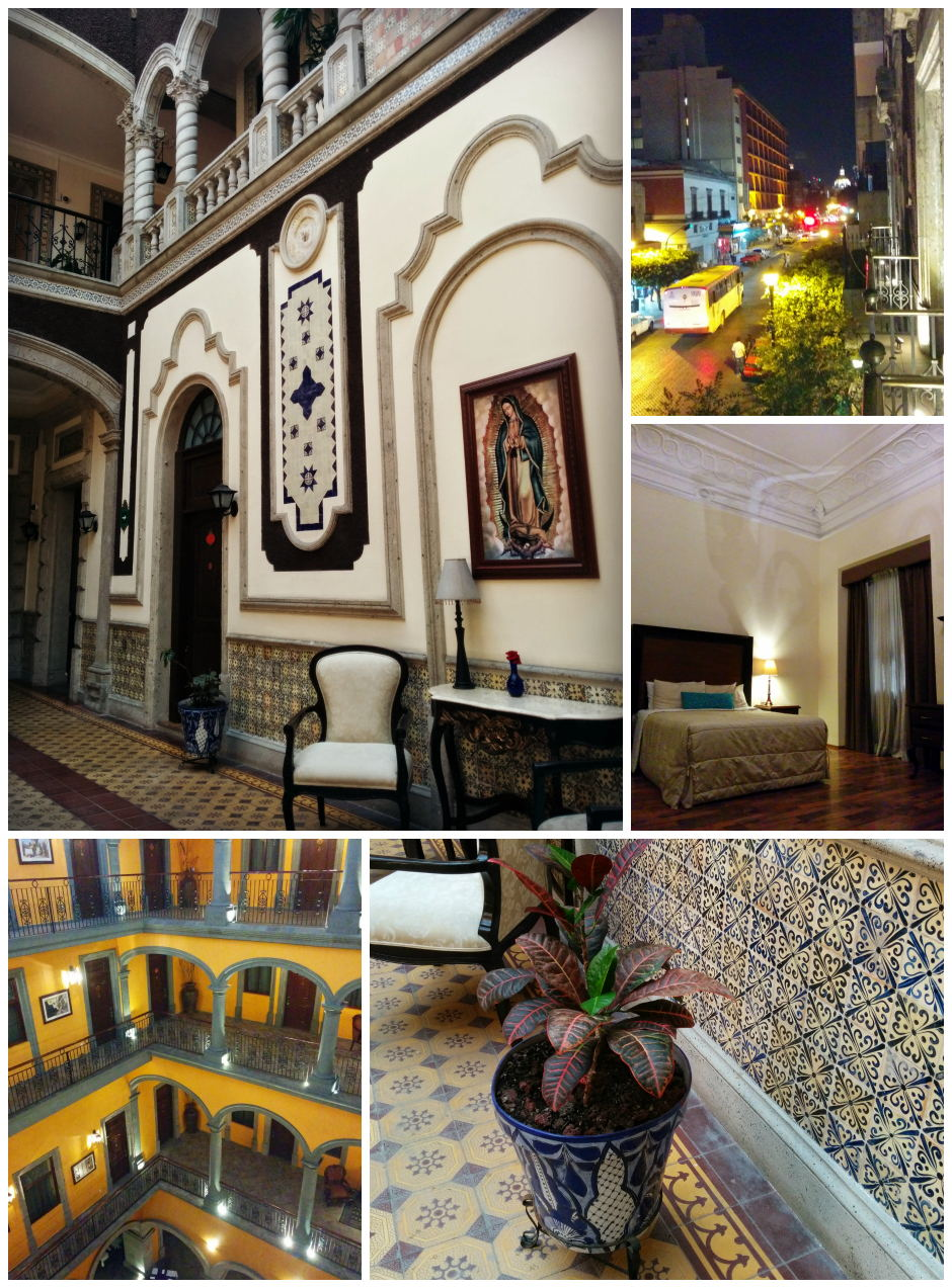 Hotel Morales, Guadalajara, Mexico // www.bridgidgallagher.com