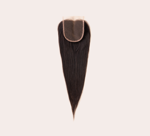Straight Natural Black Closures Mayvenn