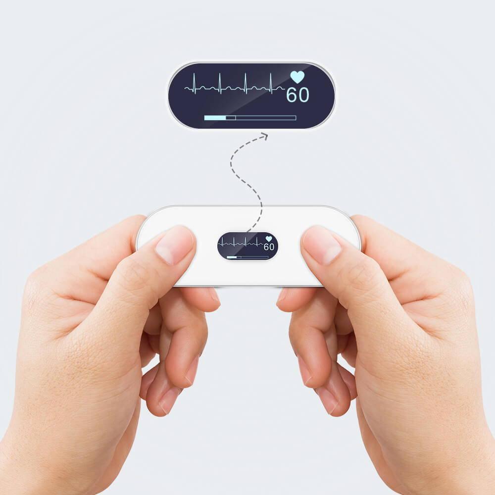 OLED Screen, EKG monitor with OLED screen