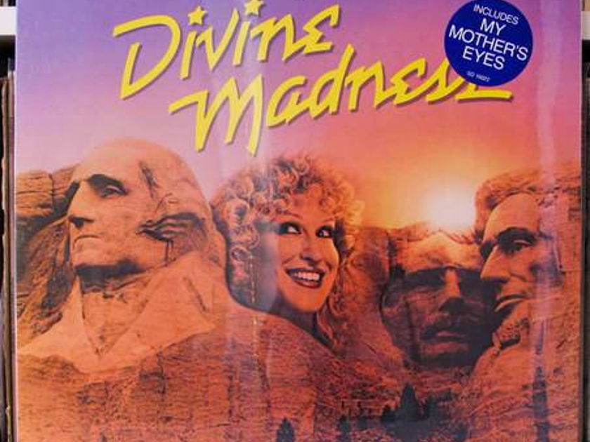 Bette Midler - Divine Madness sealed