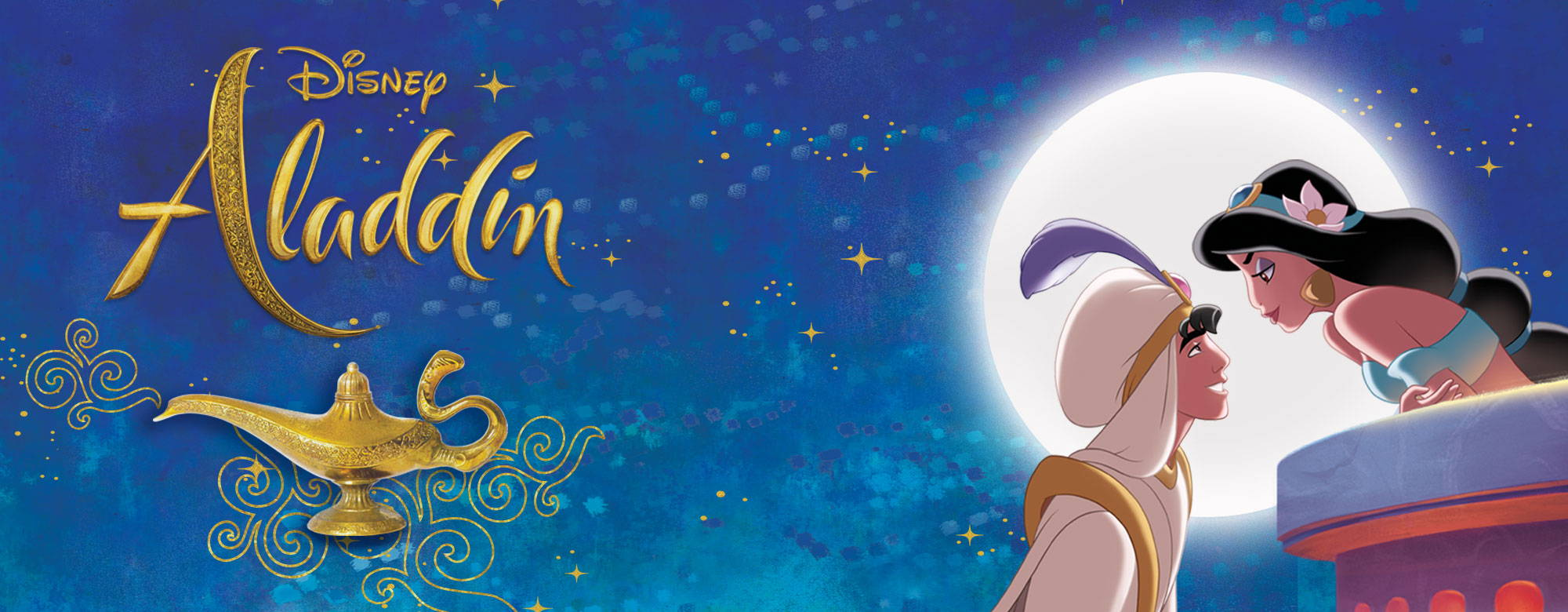 Aladdin 2019 Movie Collection Buckle Down