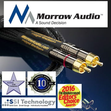 Morrow Audio MA-3