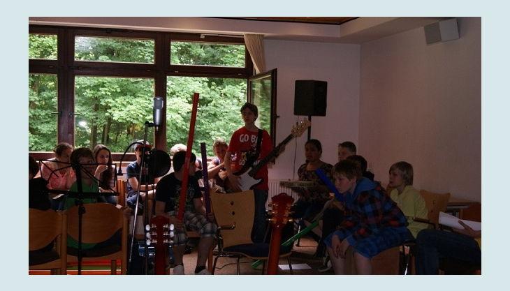 bildungsstätte begegnung im burgholz waldmusiktheater