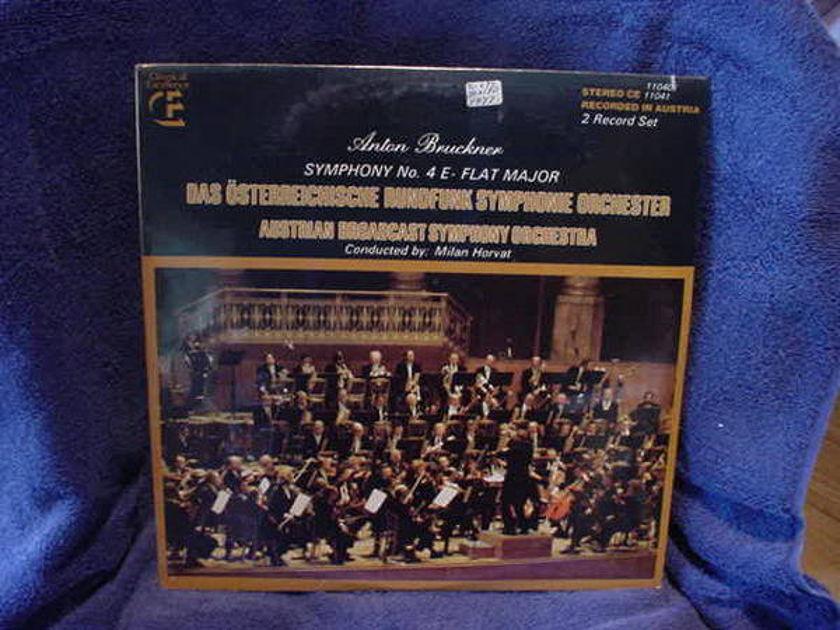 Anton Bruckner - Symphony 4 E-flat Ma classical excellence ce-11041