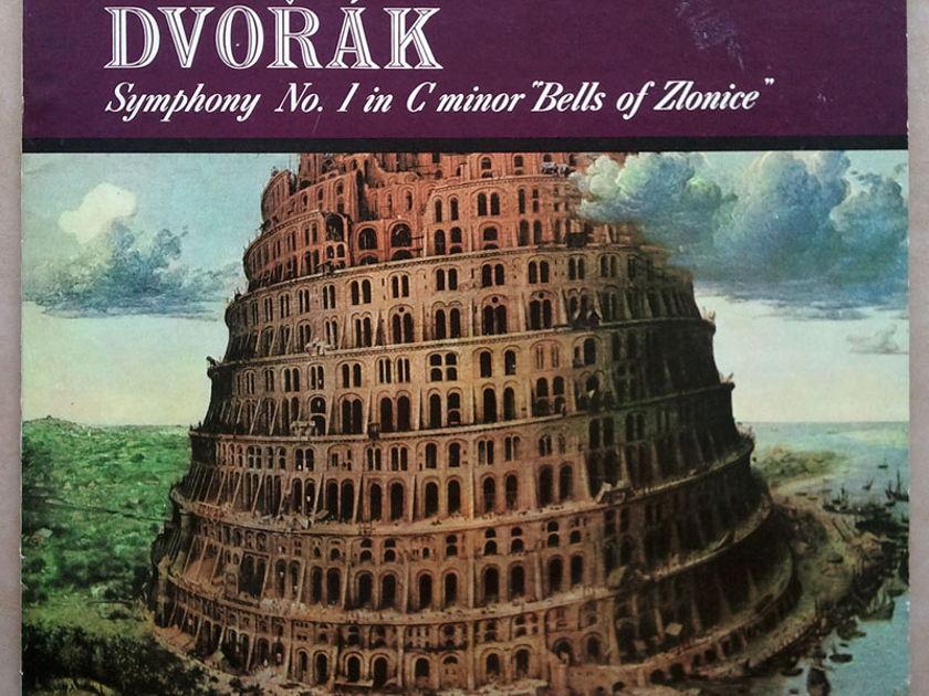 London ffrr/Kertesz/Dvorak - Symphony No.1 The Bells of Zlonice / NM