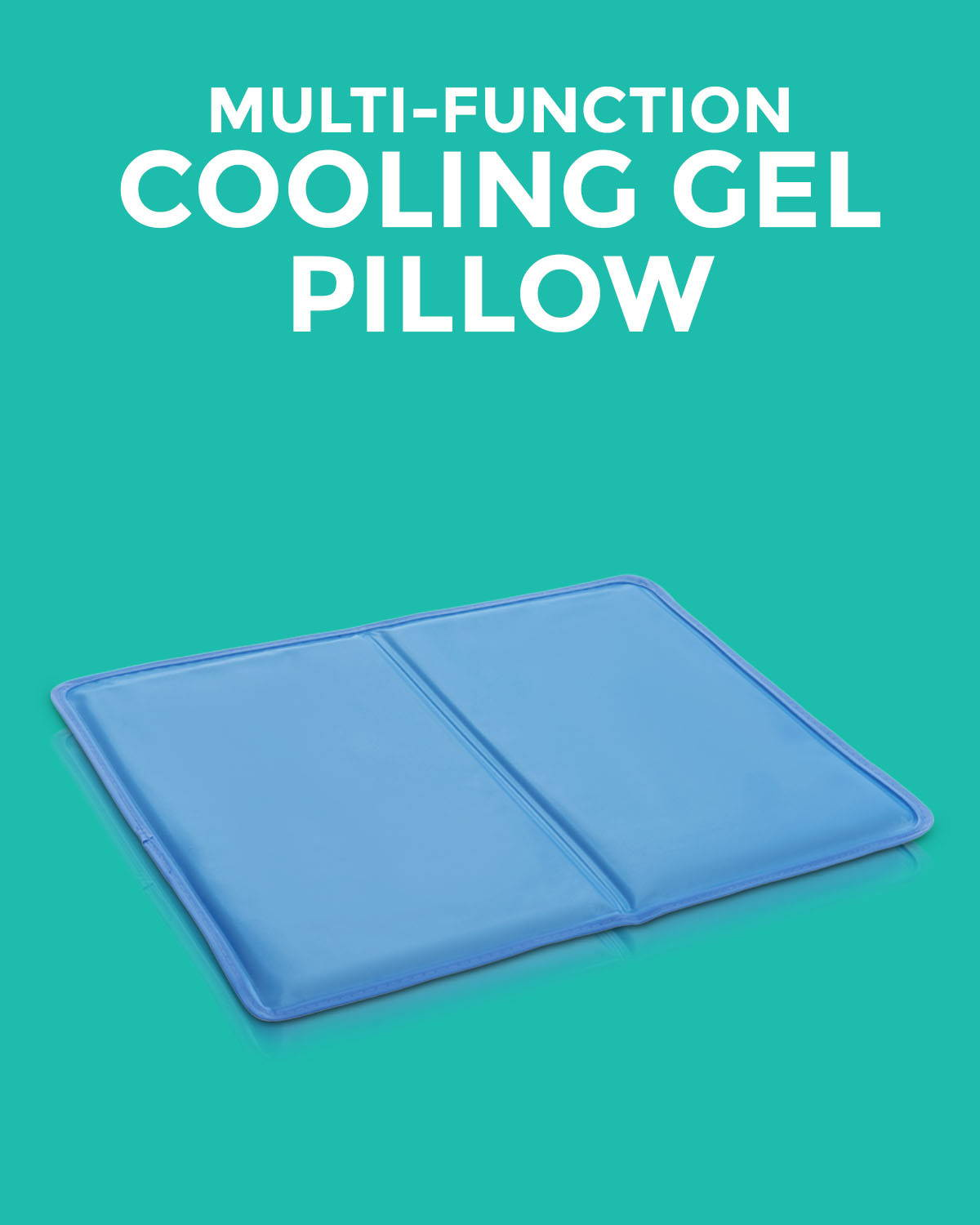 Multi-function Cooling Gel Pillow