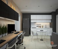 closer-creative-solutions-contemporary-minimalistic-modern-malaysia-selangor-dry-kitchen-family-room-study-room-wet-kitchen-3d-drawing