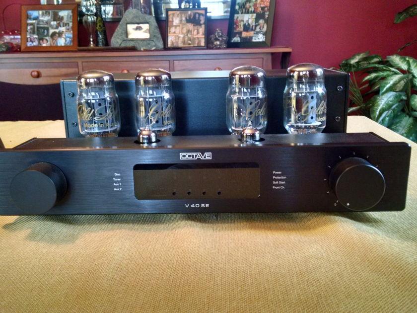 Octave Audio V-40 SE Integrated Amp