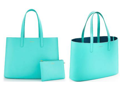 Tiffany Blue Shopper Tote