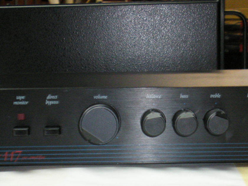B&K EX442 Two channel Stereo amplifier