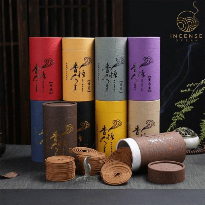 Sandalwood Incense Coils