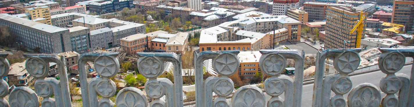 Обзорная экскурсия по Еревану. От древнего Эребуни до современного Еревана