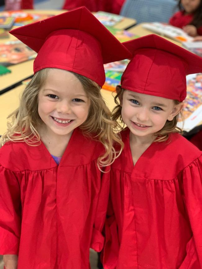 Pre Kindergarten Graduation