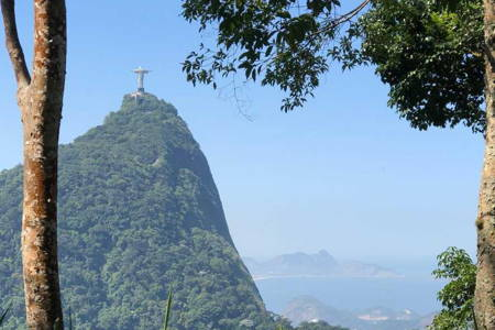 Corcovado & Christ Statue - be one of the first