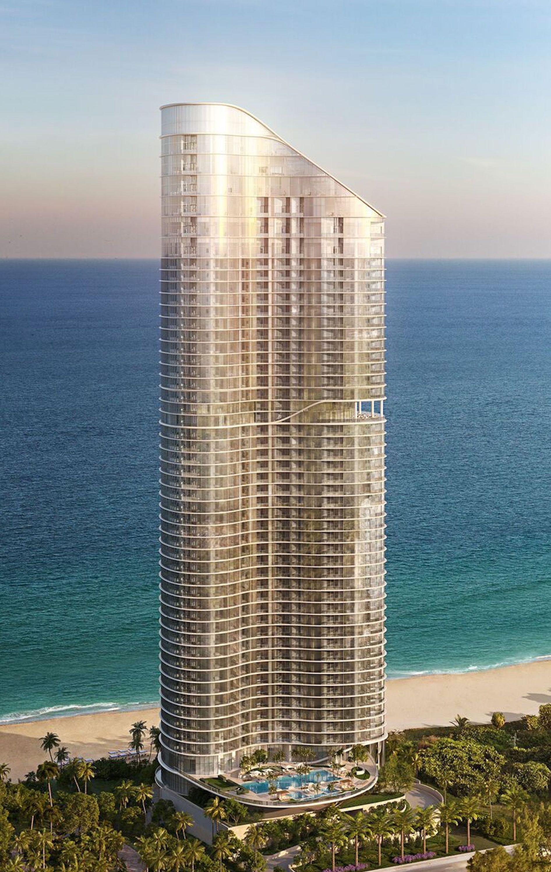 skyview image of Ritz Carlton Sunny Isles