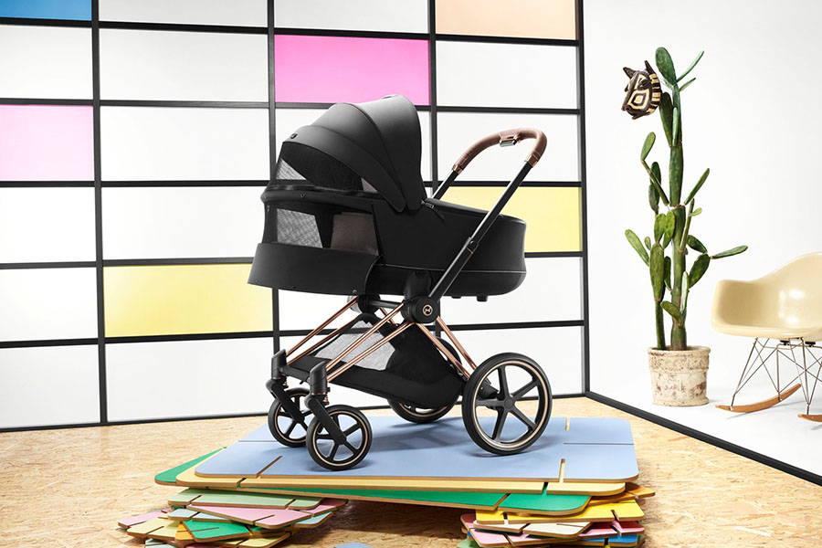 Kinderwagen für deinen Lifestyle mit Auto