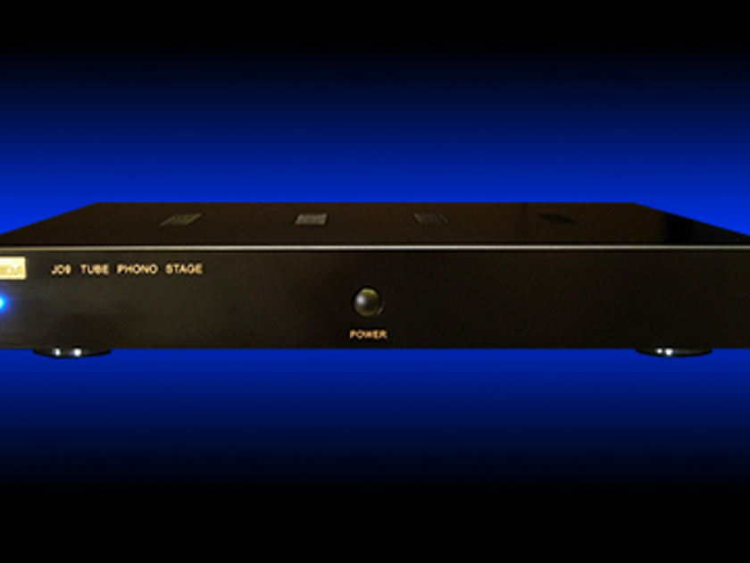 Jolida Jd-9 Vacuum tube phono stage with factory mods available.