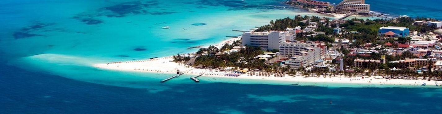 "Мексика, Юкатан: к жемчужине карибского моря ""Остров Женщин"" (Isla Mujeres)"