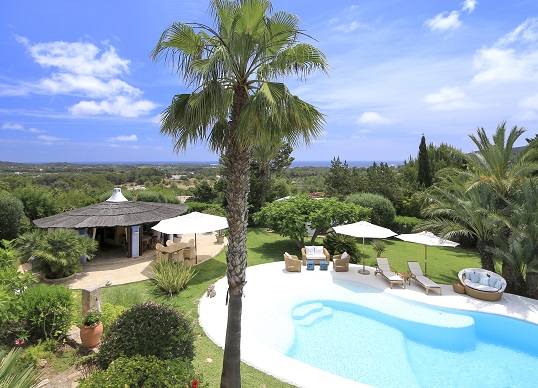 Ibiza - Villa for sale amidst picturesque nature, Ibiza