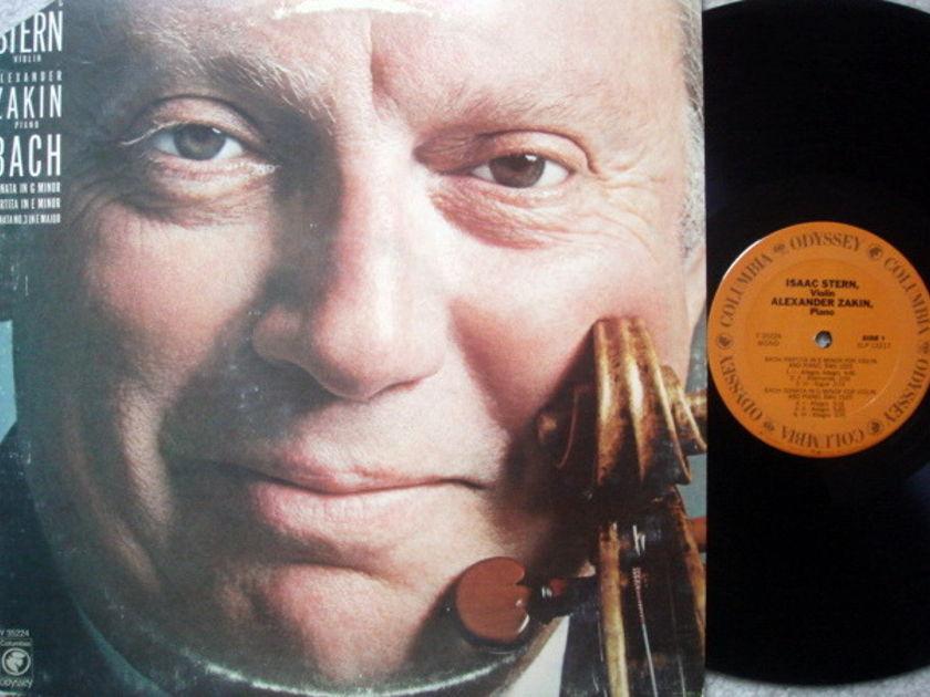 Columbia Odyssey / STERN-ZAKIM,  - Bach Violin Sonatas and Partita, NM!