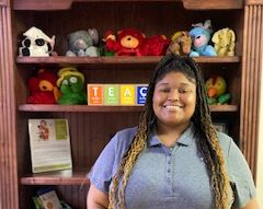 "Ms. Talesha ""T"" Berdin , Early Preschool 2 Teacher"