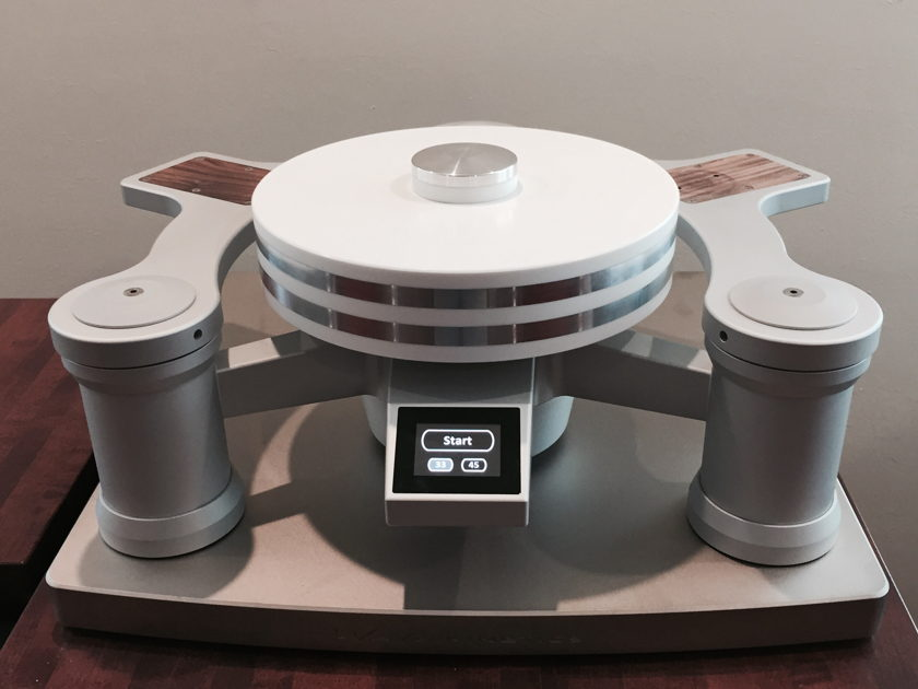 Wave Kinetics NVS Reference Turntable The Most Accurate In The World!