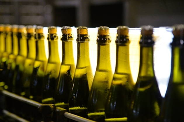 Брызги шампанского! (Завод шампанских вин)