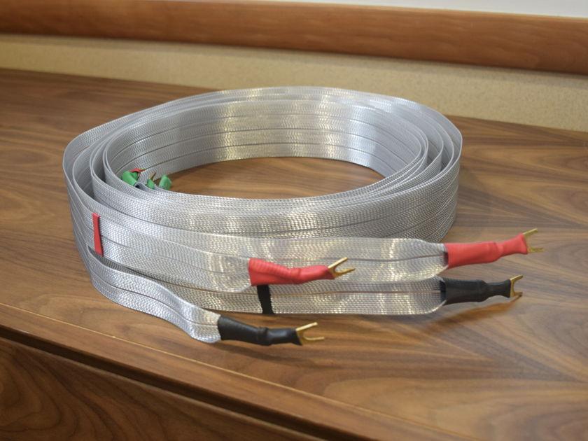 Nordost Valhalla Series 1 Speaker Cables. 2.5m